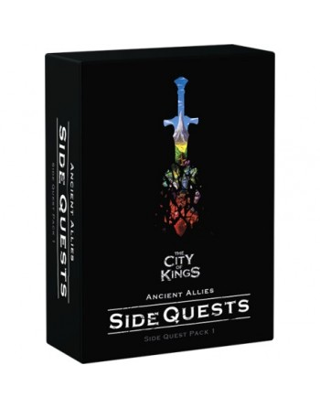 THE CITY OF KINGS - SIDE...