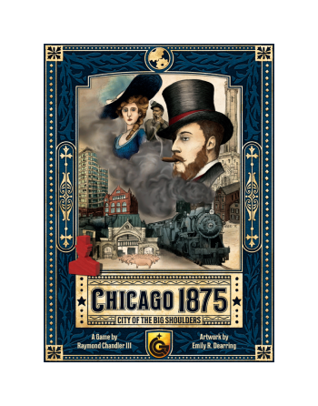 CHICAGO 1875 - CITY OF THE...