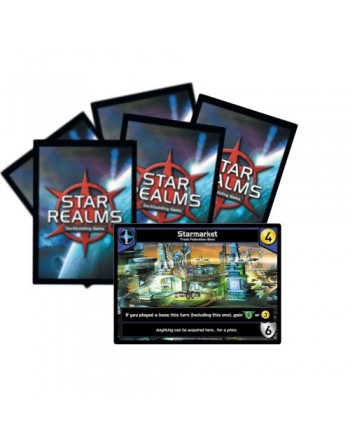 STAR REALMS - MERCADO...