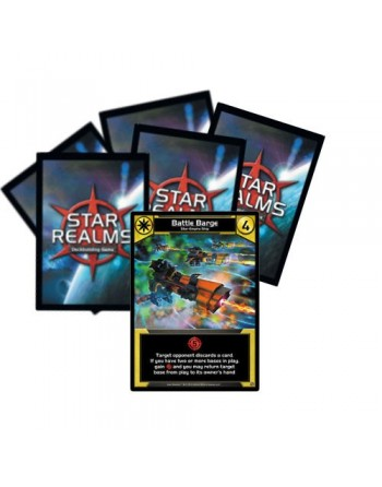 STAR REALMS - BARCAZA DE...
