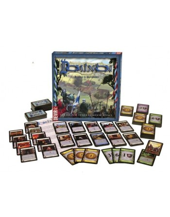 DOMINION + 5 EXPANSIONES