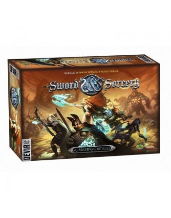 SWORD & SORCERY - PACK...