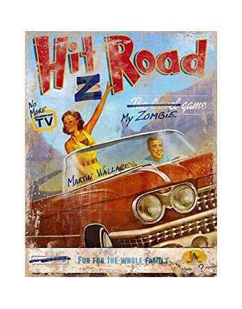 HIT Z ROAD (INGLES)