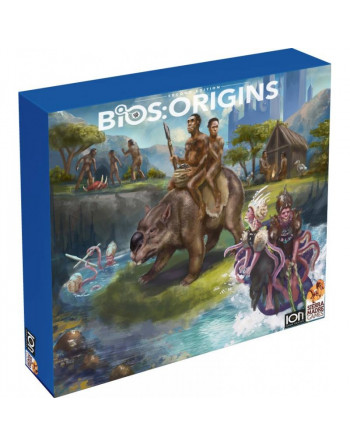 BIOS: ORIGINS (SECOND...
