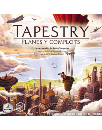 TAPESTRY - PLANES Y COMPLOTS