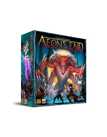 AEON'S END + 2 EXPANSIONES