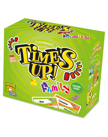 TIME'S UP! - FAMILY 1