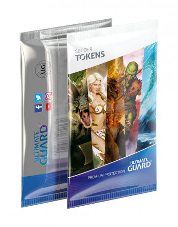 TOKENS MAGIC THE GATHERING...