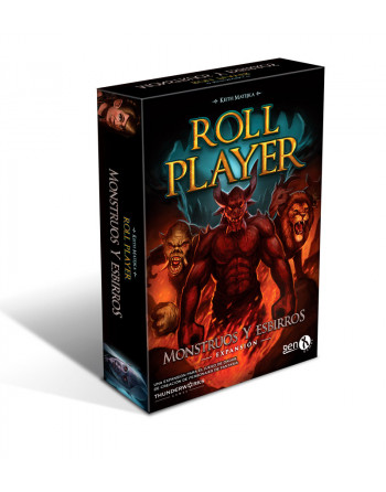ROLL PLAYER - MONSTRUOS Y...