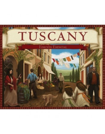 VITICULTURE - TUSCANY + PROMOS