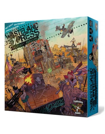 WASTELAND EXPRESS DELIVERY...