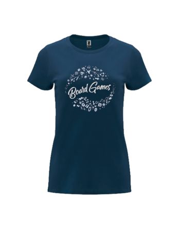 CAMISETA - BOARD GAMES